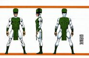 Karnak Mander-Azur (Earth-616) from Official Handbook of the Marvel Universe Master Edition Vol 1 12 page 23