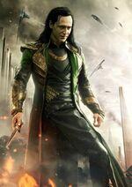 Loki Laufeyson (Earth-199999) in Thor The Dark World