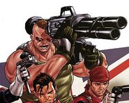 Owen Llewelyn (Earth-616) from Revolutionary War - Supersoldiers Vol 1 1 cover