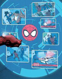 Spider-Man's Spider-Signal from Spider-Man Master Plan 001