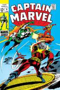 Captain Marvel Vol 1 9
