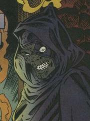 Joshua N'Dingi (Earth-616) from Excalibur Annual Vol 1 2 001