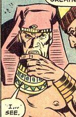 Aram-Seti (Earth-616) Supernatural Thrillers Vol 1 5