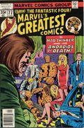 Marvel's Greatest Comics Vol 1 77