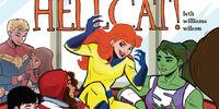 Patsy Walker, A.K.A. Hellcat! Vol 1 2