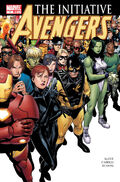 Avengers The Initiative Vol 1 1 Variant