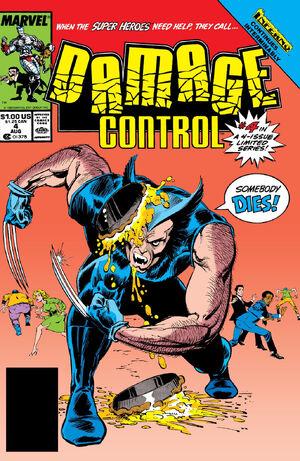 Damage Control Vol 1 4
