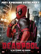 Deadpool (film) poster 010