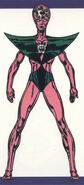 Kubik (Earth-616) from Official Handbook of the Marvel Universe Master Edition Vol 1 2 001