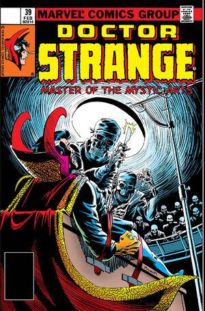 Doctor Strange Vol 2 39