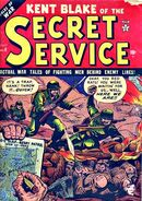 Kent Blake of the Secret Service Vol 1 8