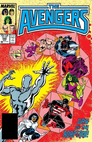Avengers Vol 1 290