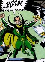 Baron Mordodo (Earth-9047) from What The-- Vol 1 19