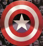 Captain America's Shield 001