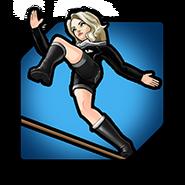 Felicia Hardy (Earth-TRN562) from Marvel Avengers Academy 005