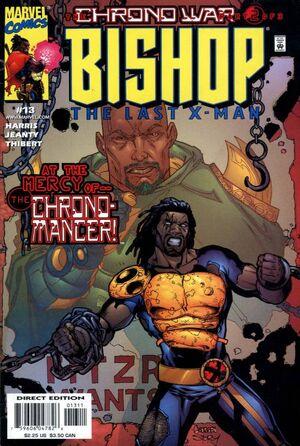 Bishop the Last X-Man Vol 1 13