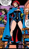 Phoenix Force as Jean Grey (Earth-616) from X-Men Vol 1 132 0001