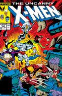 Uncanny X-Men Vol 1 238