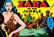 Zara of the Jungle (Earth-616) from Mystic Comics Vol 1 2 0001