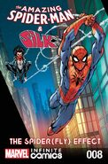 Amazing Spider-Man & Silk The Spider(fly) Effect Infinite Comic Vol 1 8