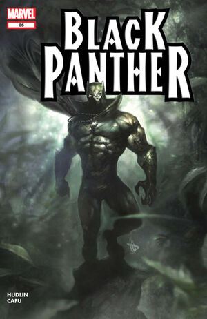 Black Panther Vol 4 35