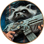 Guardians of the Galaxy Instant-Expert Essential-pages RocketRaccoon-616-icon