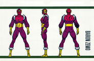 Helmut Zemo (Earth-616) from Official Handbook of the Marvel Universe Master Edition Vol 1 4 0001