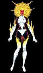 Official Handbook of the Marvel Universe Vol 1 2 page -- Carol Danvers (Earth-616)