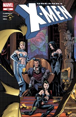Uncanny X-Men Vol 1 454