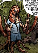 Mudbug (Earth-616) from Wolverine and the X-Men Vol 1 20