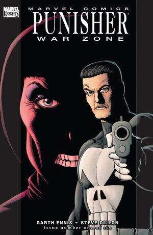 Punisher War Zone Vol 2 1
