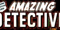 Amazing Detective Cases Vol 1