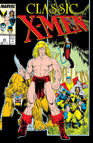 Classic X-Men Vol 1 21