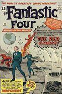 Fantastic Four Vol 1 13