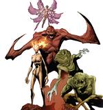 Five Lights (Demons) (Earth-616) from Uncanny X-Men Vol 2 13 0002