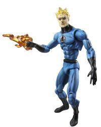 Johnathan Storm (Earth-616) from Marvel Universe (Toys) Series I Wave I 0001