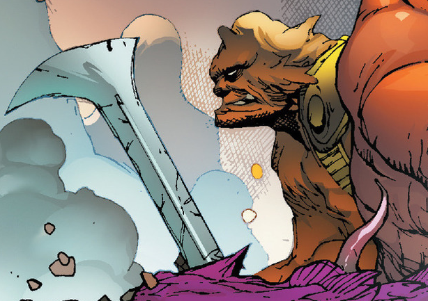 File:Creature from Krogarr (Earth-616) from Monsters Unleashed Vol 2 3 001.png