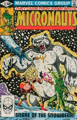 Micronauts Vol 1 32