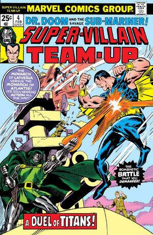 Super-Villain Team-Up Vol 1 4