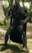 T'Challa (Earth-6109) from Marvel Ultimate Alliance 2 0001