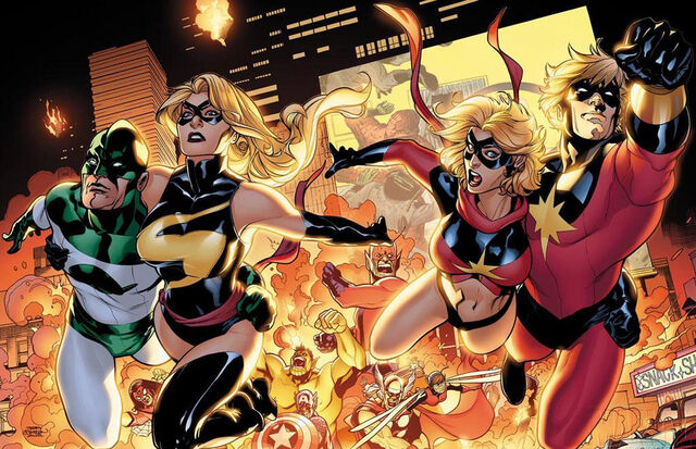 File:Terry Dodson Combined Variant Covers.jpg