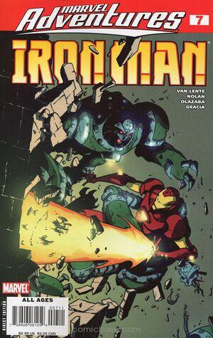 Marvel Adventures Iron Man Vol 1 7