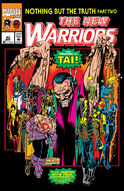 New Warriors Vol 1 23