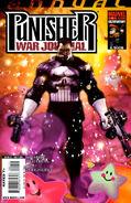 Punisher War Journal Annual Vol 2 1
