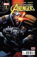 Uncanny Avengers Vol 3 3