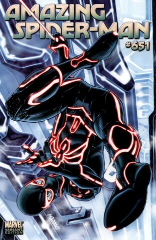 File:Amazing Spider-Man Vol 1 651 Mark Brooks Tron Variant.jpg