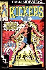 Kickers, Inc. Vol 1 1