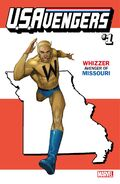 U.S.Avengers Vol 1 1 Missouri Variant