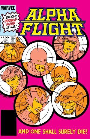 Alpha Flight Vol 1 12