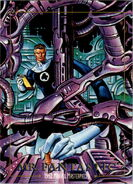 Reed Richards (Earth-616) from Marvel Masterpieces Trading Cards 1992 0001